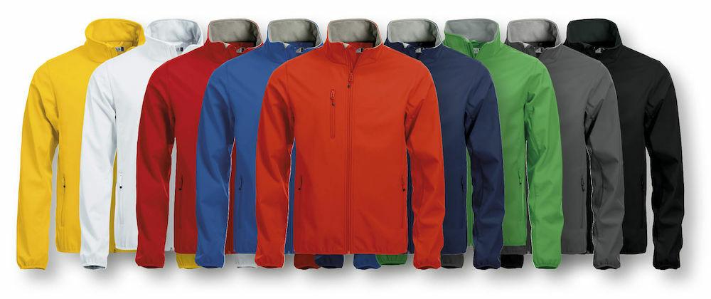 tukkukauppa suosittu tuotemerkki tehdasmyymälät Clique Basic Softshell miesten malli 020910